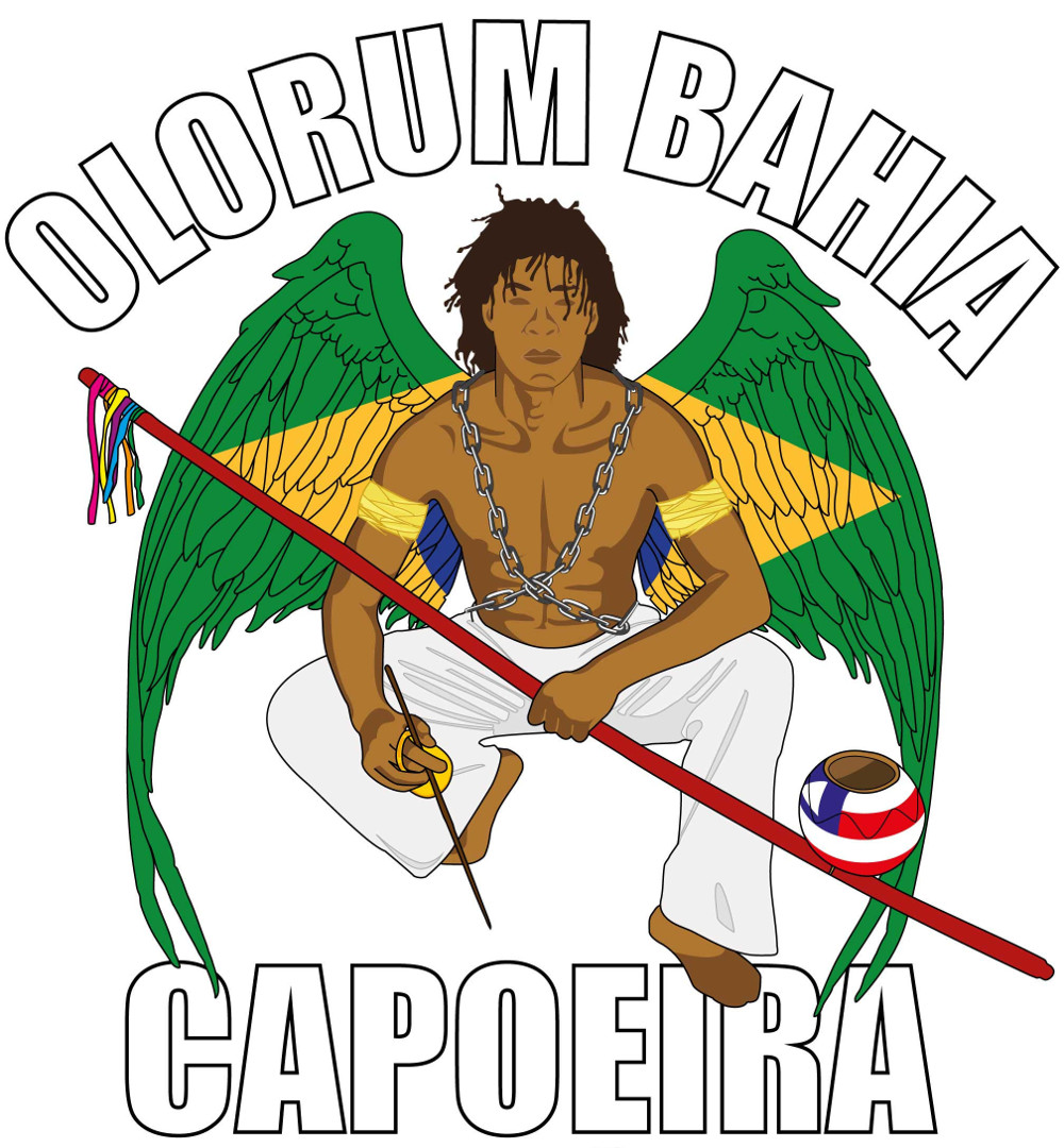 Logo du group Olorum Bahia Capoeira